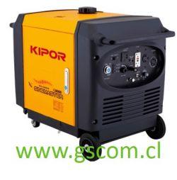 GENERADOR DIGITAL GASOLINA KIPOR IG6000 6 KW