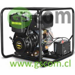 MOTOBOMBA DIESEL LONCIN 3X3 LC3PE 7 HP