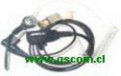 Audífono con Micrófono Ptt, Kit de vigilante alternativo para Kenwood modelos TK360, TK2202, TK3302