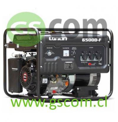 GENERADOR A GASOLINA LONCIN LC 6500F 5.5 Kw