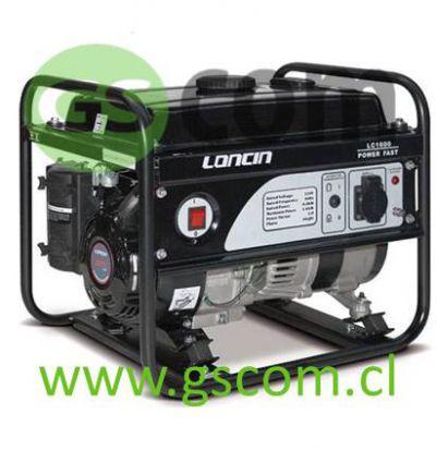 GENERADOR GASOLINA LONCIN LC 1600J 1.0 KW