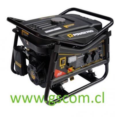GENERADOR GASOLINA POWER PRO GE2200-V 2,2 KW
