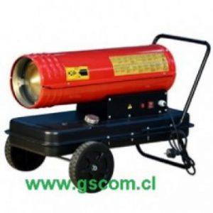 Generador Aire Caliente Diesel Turbo Calefactor 20 Kw