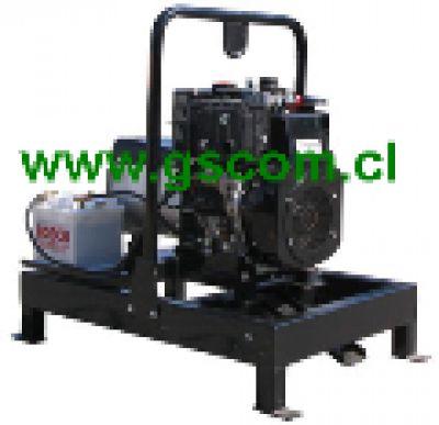 Grupo Electrógeno Diesel Genpack 5.5 KVA