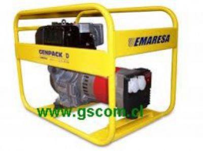 Grupo Electrogeno Diesel Genpack 3,2 KVA