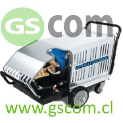 HIDROLAVADORA PULITECNO MAXI 500.15 20 HP TSI 15 KW