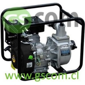 "MOTOBOMBA A GAS 2"" POWER PRO GP20WP 5HP"