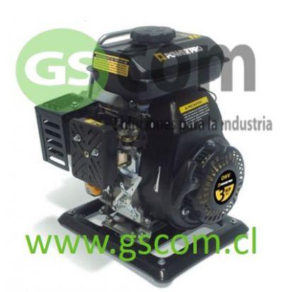 MOTOBOMBA GASOLINA 1 POWER PRO GWP10 3HP