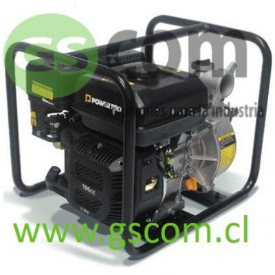 MOTOBOMBA GASOLINA 2 POWER PRO GWP20 5,4HP
