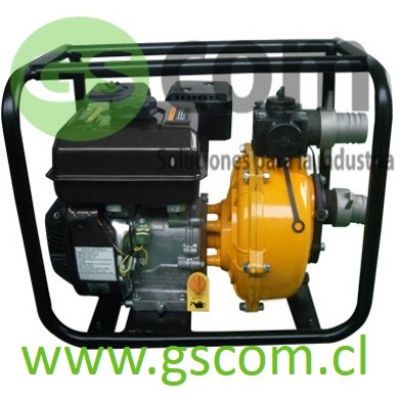 MOTOBOMBA GASOLINA 2 POWER PRO GWP20F 5,4HP