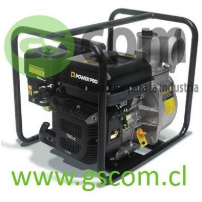 MOTOBOMBA GASOLINA 3 POWER PRO GWP30 5,4HP