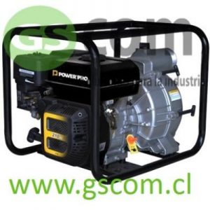 MOTOBOMBA GASOLINA 3 POWER PRO GWP30T 5,4HP