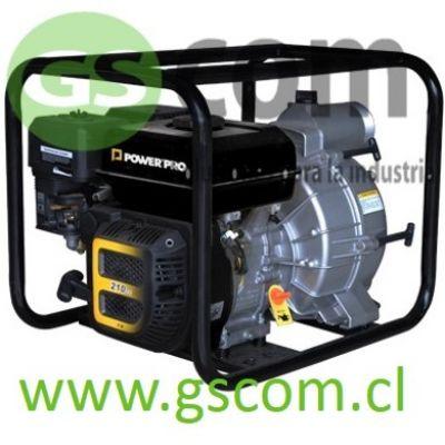 MOTOBOMBA GASOLINA 3 POWER PRO GWP30T 5,4HP