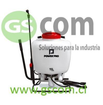PULVERIZADOR ESPALDA A PRESIÓN POWER PRO PE155S