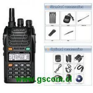RADIO MOVIL WOUXUN KG-UV 920R DUAL BANDA VHF/UHF