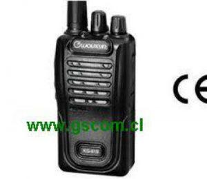 RadioTransmisor Profesional – Comercial VHF, 16 canales Linterna, Vox, Scan, ultraliviano y pequeño