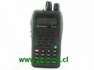 Radiotransmisor VHF , 199 memorias, identificador de llamadas, Vox,Linterna, Scan, Grantía 12 meses. Banda corrida, Amateur. IP55 a prueba de agua