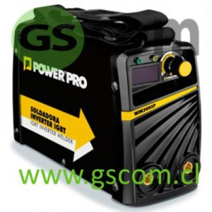 SOLDADORA INVERTER POWER PRO WM200XP