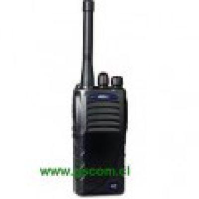 TRANSCEPTOR PORTATIL UHF 16 CANALES 4 W, 18 MESES DE GARANTIA