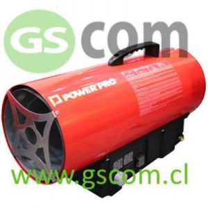 TURBOCALEFACTOR GAS LICUADO POWER PRO GLP-15T 15KW
