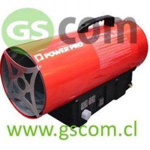 TURBOCALEFACTOR GAS LICUADO POWER PRO GLP-30T 30KW