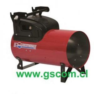 Turbo Calefactor Gas GP 45 KW Arcotherm Italiano