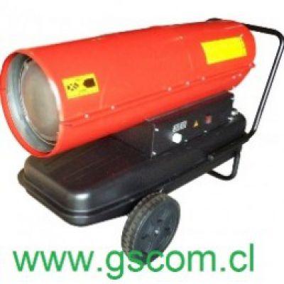 Turbocalefactor Diesel KOSNER 70 kw
