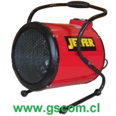 Turbocalefactor Eléctrico 3 KW Monofasico