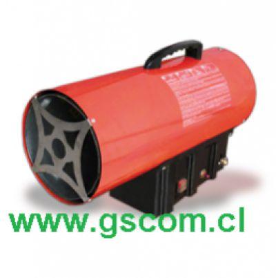 Turbocalefactor Gas 50 KW KOSNER