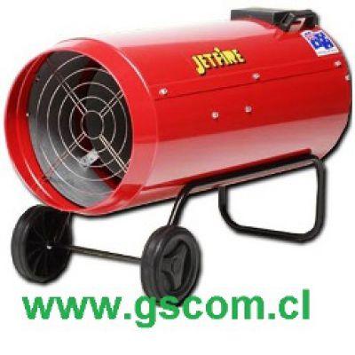 Turbocalefactor Gas Licuado Jetfire J90