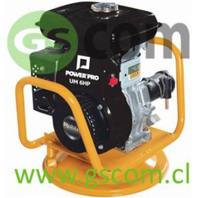 UNIDAD MOTRIZ GASOLINA POWER PRO UM-6HP 6HP
