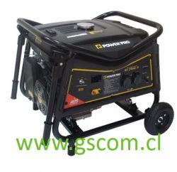 GENERADOR GASOLINA POWER PRO GE7000-V 7 KW