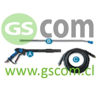 HIDROLAVADORA PULITECNO MAXI 200.21 7,5 KW