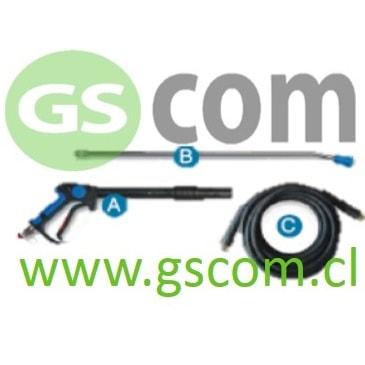 HIDROLAVADORA PULITECNO HYNOX 200.21 8 KW