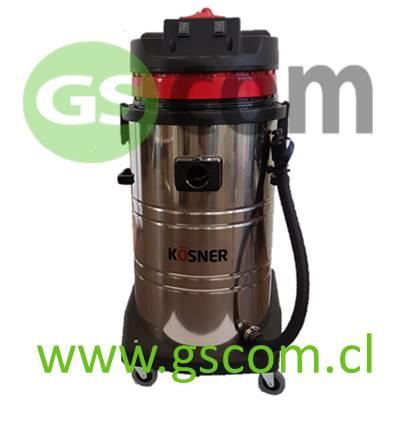 Aspiradora Industrial Polvo-Agua KSN60L Gscom